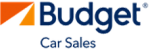 budget car sales logo