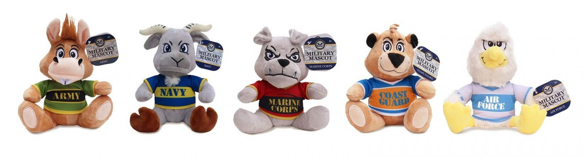 Save on Military Mascots