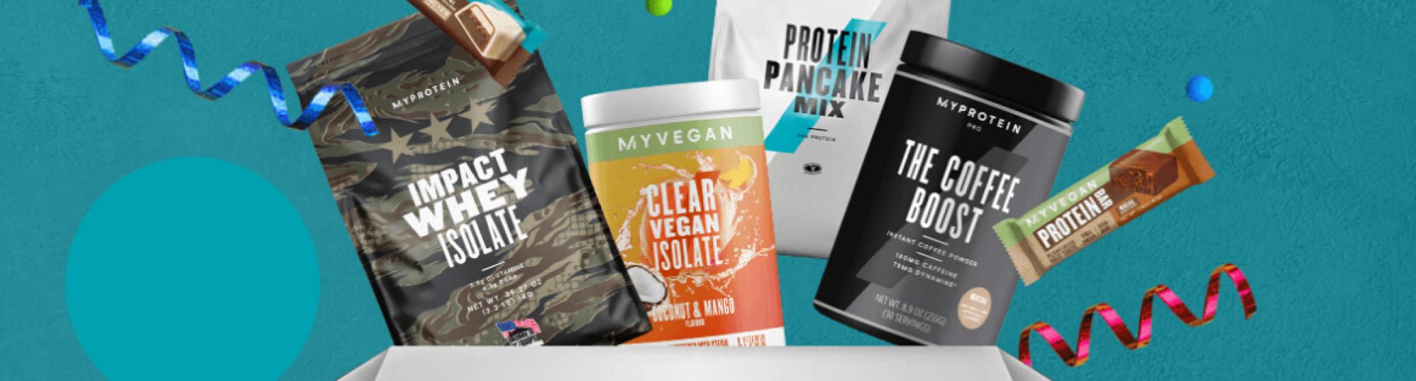 MyProtein Exclusive Savings