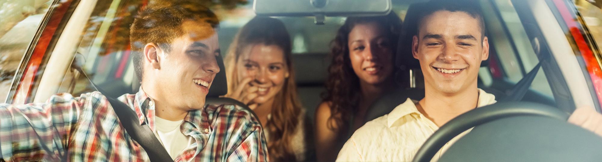 avis car sales deal hero teens driving new car
