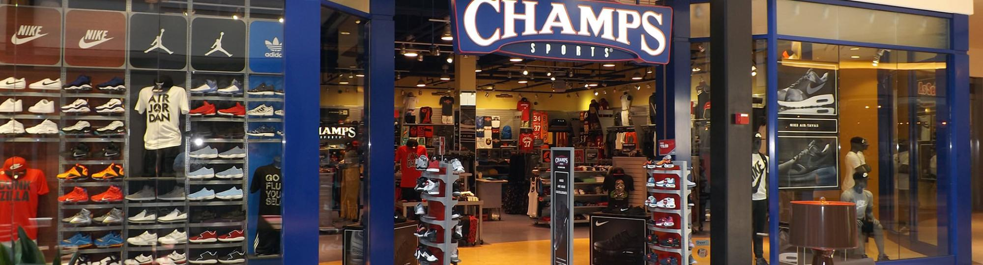Champs Sports Military Discount with Veterans Advantage