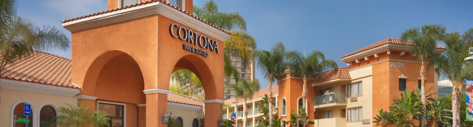 Cortona Inn & Suites Anaheim Resort Military Discount with Veterans Advantage