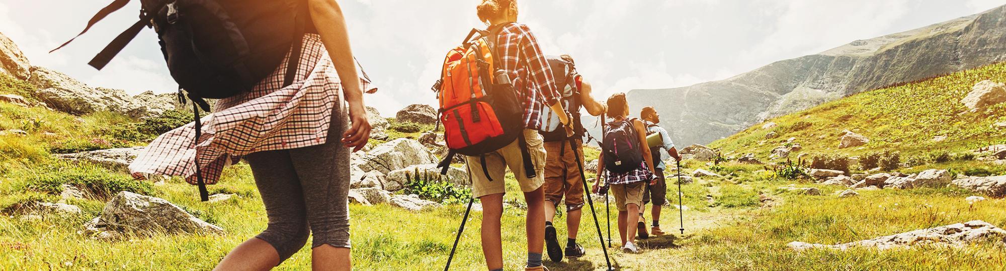 eastern mountain sports deal hero hiking