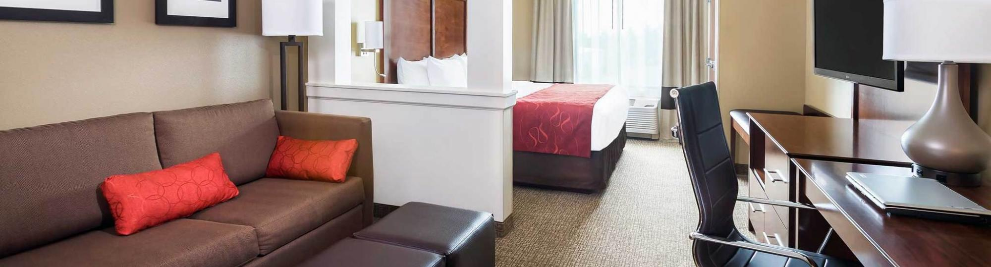 Comfort Suites Military Discount with Veterans Advantage