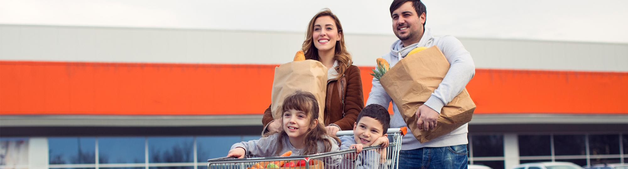 Family Shopping with VetRewards