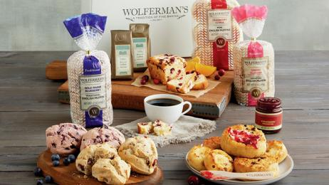 Wolferman's Military Discount with Veterans Advantage