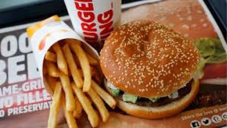 Burger King- Military Discount