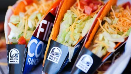 Taco Bell Military Discount