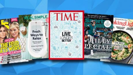 vetrewards magazine subscriptions