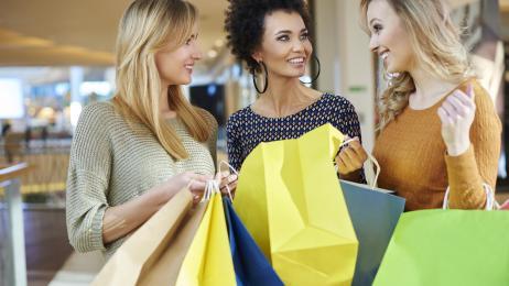 tj maxx shoppers