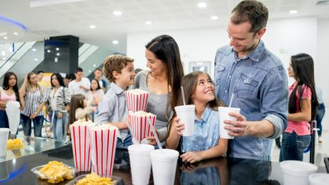 Showcase Cinemas Military Discount from Veterans Advantage