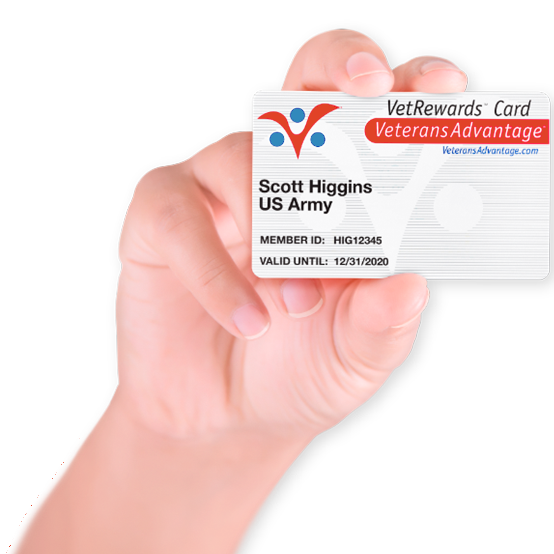 vetrewards card